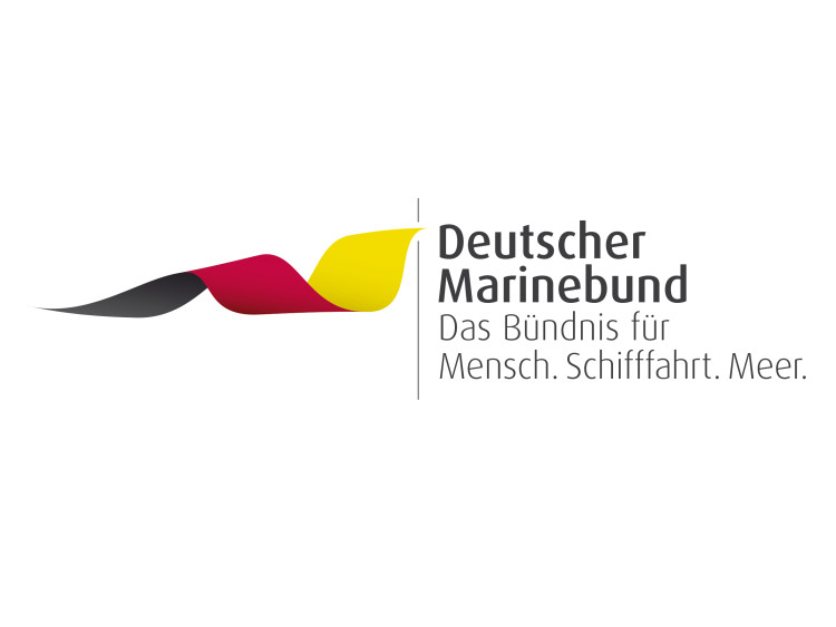 Logo <p>Deutscher Marinebund</p>